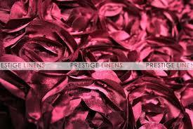 pink rosette table runner mini rosette table runner burgundy prestige linens