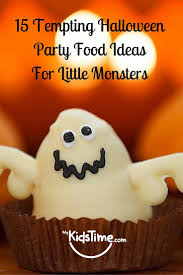 food ideas for halloween parties tempting halloween party food ideas for little monsters