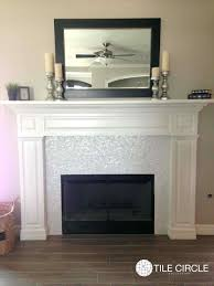fireplace tile hearth ideas surrounds surround images before after