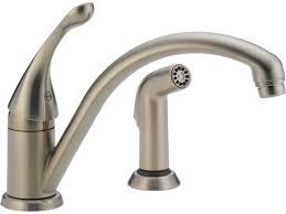 sink u0026 faucet creative delta single handle kitchen faucet repair