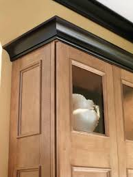 Trim For Cabinet Doors 70 Types Elaborate Applying Wood Trim To Kitchen Cabinet Doors
