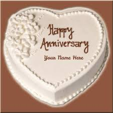 wedding wishes editing your name on anniversary cakes pictures online edit