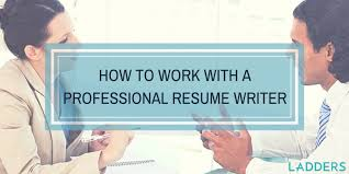 certified professional resume how to work with a professional resume writer ladders