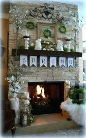 Christmas Decorations For Fireplace Mantel Decorate Fireplace Mantel High Ceiling Decorative Fireplace