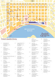 Street Map New Orleans French Quarter by Streetwise New Orleans Map Laminated City Center Street Map Of