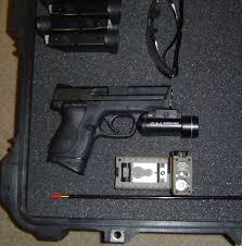 Tlr3 Light Holster For A M U0026p 40c U0026 Tlr 1s Light Please Help Mp Pistol Forum