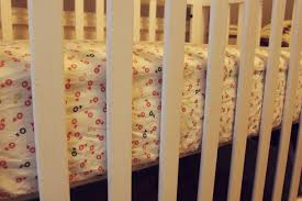 Types Of Sheets Diy Crib Sheet Step By Step Tutorial For Making Two Types Of Crib