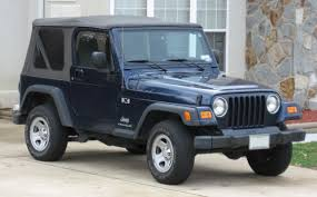 2006 Jeep Wrangler Information And Photos Zombiedrive