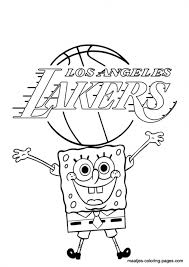 nba lakers coloring pages cool coloring pages nba basketball clubs logos western conference