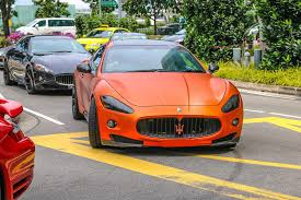 orange maserati brushed chrome orange wrap madwhips