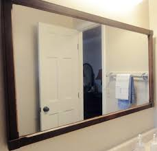 Large Bathroom Mirror by Large Bathroom Mirrors Home Depot Home Design Ideas