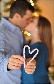 candy cane heart christmas photo shoot from livethefancylife com
