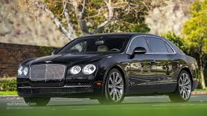 2009 bentley flying spur 2014 bentley flying spur review autoevolution