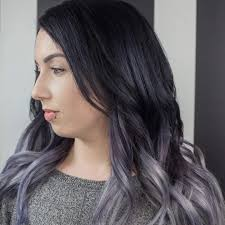 frosted gray hair pictures 21 ombre grey hair looks cherrycherrybeauty
