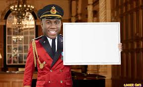 Magic Johnson Meme - magic johnson captain obvious with blank sign meme lakersgifs