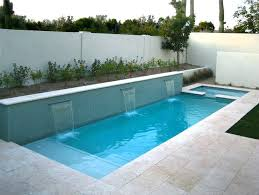Narrow Backyard Ideas Small Backyard Pool Design Lap Pool For Small Backyard Outdoor