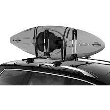jeep kayak rack thule stacker kayak carrier backcountry com