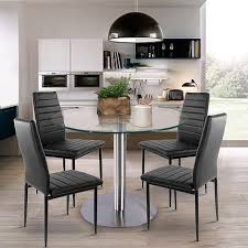 glass dining table for sale aliexpress com buy glass dining set round dining table with 4pcs