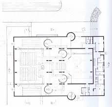 Catholic Church Floor Plans Aldo Van Eyck U003e Roman Catholic Church The Hague 1964 69