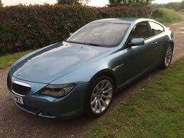 bmw 6 series for sale uk used 2006 bmw 6 series 630i sport for sale in croydon surrey