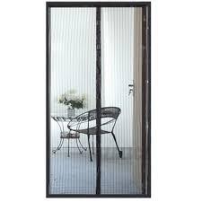 magic mesh garage door insect door u0026 people and pet friendly mosquito net door curtain