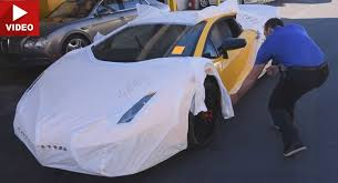 buying a lamborghini aventador this is how a lamborghini aventador sv is delivered and unwrapped