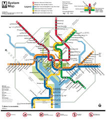Mexico City Metro Map by Subway Maps Planyourcity