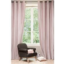 curtains pale pink eyelet curtains equity grey silk curtains