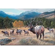 Wilderness Home Decor 80 Best Elk Gifts U0026 Home Decor Images On Pinterest Flora Fabric