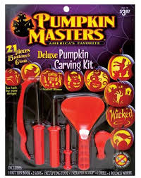 pumpkin carving kits pumpkin masters deluxe pumpkin carving kit 21 pieces