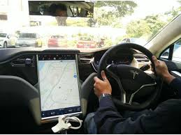 the only legal person to drive a tesla in singapore here u0027s how
