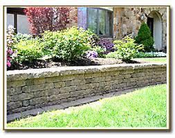 garden and patio walls herdt fencing inc crosswicks new jersey