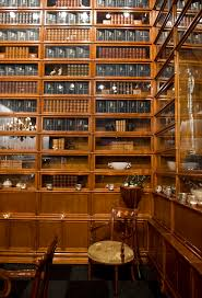 Globe Wernicke Bookcase 299 Library Built Entirely From Globe Wernicke Bookcases Good Stuff
