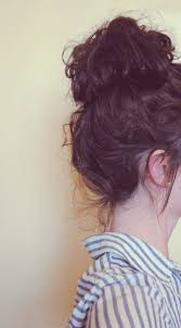 hair buns for hair best 25 curly hair buns ideas on hairstyles curly