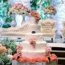 Wedding Cake Tangerang Happy Wedding For Ricky U0026 Karlina By Pelangi Cake Bridestory Com