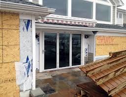 cost of sliding glass door installation architecture cost of nanawall nanawall bi fold glass doors
