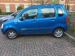 suzuki wagon r 2003 car in durham county durham gumtree