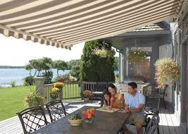Images Of Retractable Awnings Sunsetter Awning Ebay