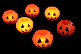 halloween black background pumpkin free stock photo 8539 glowing halloween lanterns freeimageslive