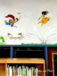 erma nash library patina and paint ashley the librarian chose some really fun books for us to paint esperanza rising charlie and the chocolate factory harry potter and magic moments