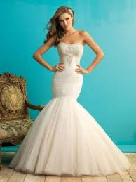 beading wedding dresses ruched tulle strapless trumpet mermaid wedding dress with