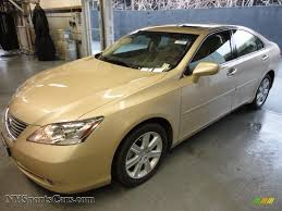 lexus es 350 for sale 2009 2009 lexus es 350 in golden almond metallic 294257