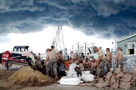 Iowa work and travel images Defense gov news article guard members continue to fight floods jpg