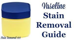 upholstery stain removal vaseline stain removal image jpg