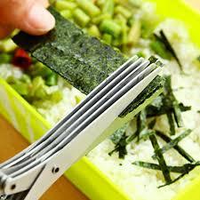 herbe cuisine top vente hachée 5 couches basilic romarin cuisine ciseaux