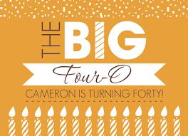 40th birthday party invitations templates free invitations ideas