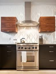 Kitchen Backsplash Decals Exellent Kitchen Backsplash Vinyl Decal Tile And Design