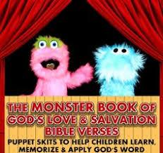 free puppet scripts esther vbs puppet
