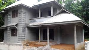 contemporary 2 story house plans kerala arts