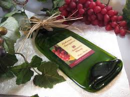 wine bottle cheese plate wine bottle cheese board personalized with your name